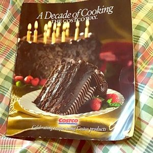 3/$13 - Costco Cookbook